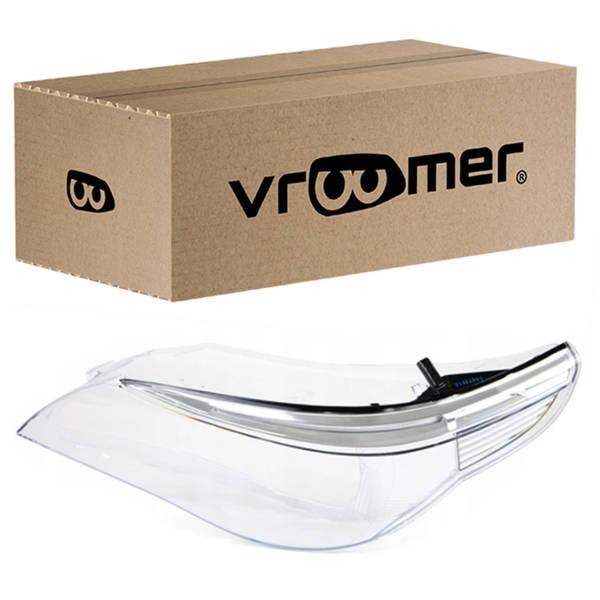 KLOSZ SZKŁO REFLEKTORA BMW 5 E60 E61 LEWY