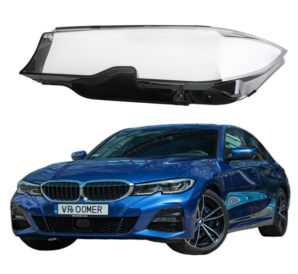 LEWY KLOSZ SZKŁO DO REFLEKTORA BMW 3 G20/G21