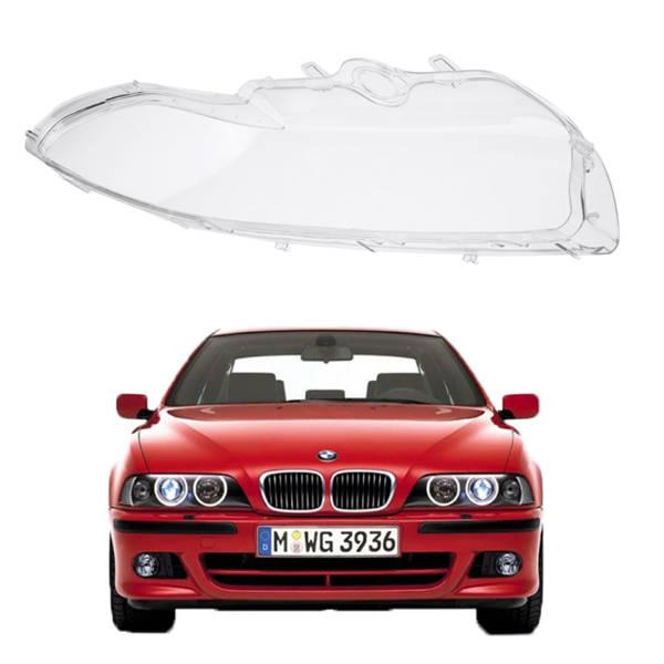 LEWY KLOSZ SZKŁO DO REFLEKTORA BMW 5 E39 LIFT